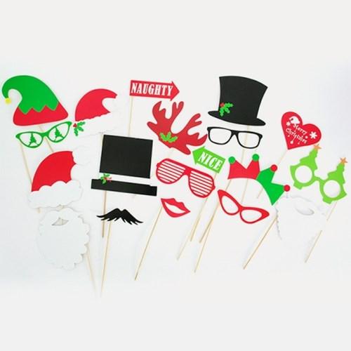 크리스마스 파티프롭스세트