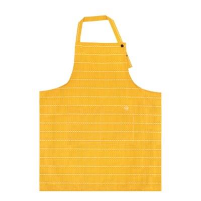 Miller Yellow Long Apron
