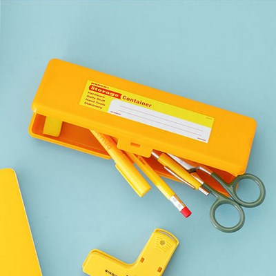 [PENCO] Storage Container Pen Case 9 COLORS
