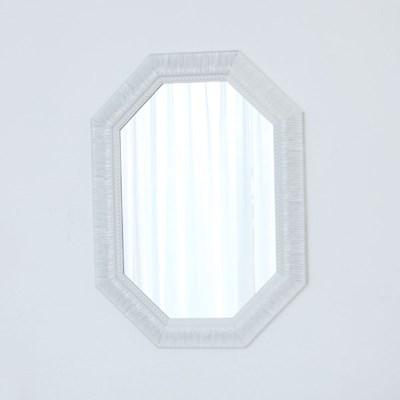 팔각 582화이트 벽거울