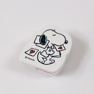 [스누피 스탬프] Snoopy and Love Cards