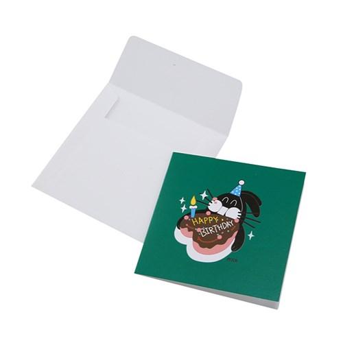 [피터젠슨] 사각 카드 POX61YA09M_GN_(1398072)
