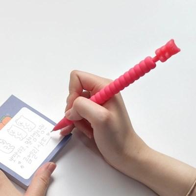 핑크풋 곰젤리 샤프(0.5mm)