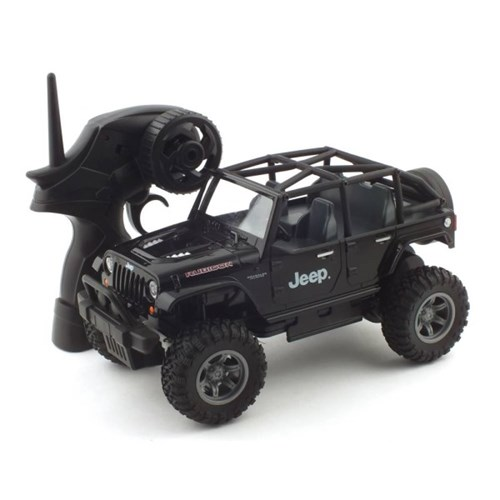 1/24 JEEP RUBICON 2WD R/C (HEX351045BK) 지프 루비콘 무선조종