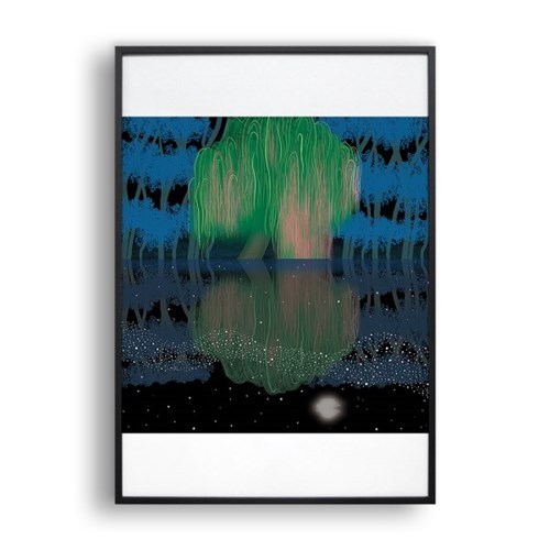 밤의 나무