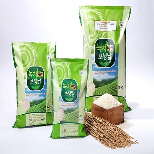 남도장터/보성군농협 녹차미인 보성쌀 4kg