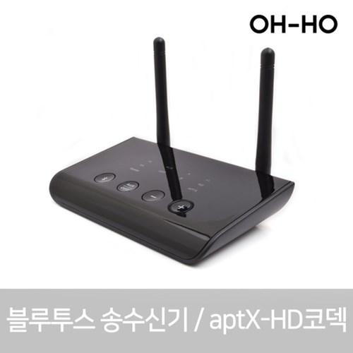 가우넷 오호 TR02 블루투스5.0 동글 유무선 송수신기_(1225218)
