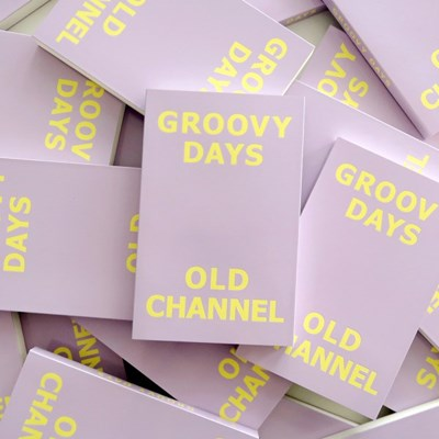 GROOVY DAYS DIARY - Lavender