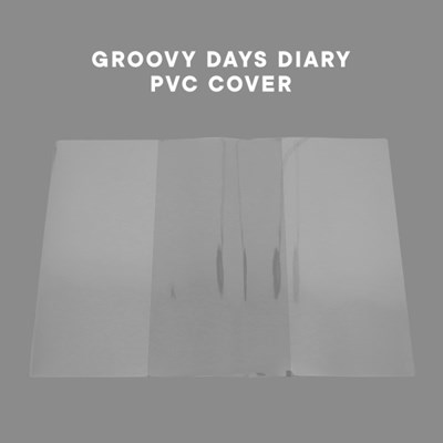 GROOVY DAYS 전용 다이어리 PVC 커버
