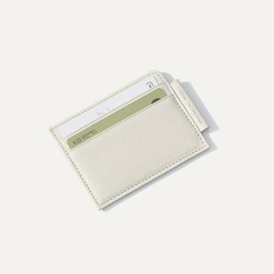 Flat card holder
