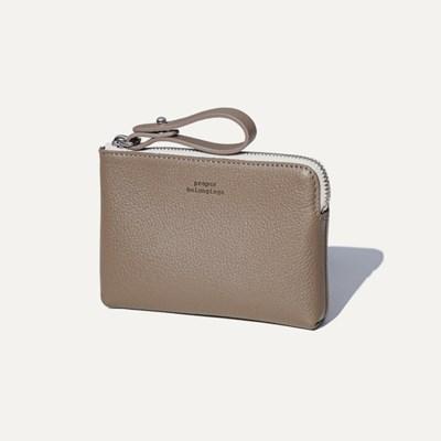 Proper zipper wallet