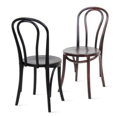 빈-원목 의자(4종색상)