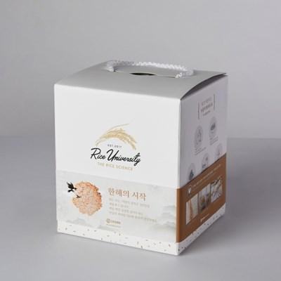 아이두비 1분도정 생생 누룽지칩 골고루 선물세트 (50개)