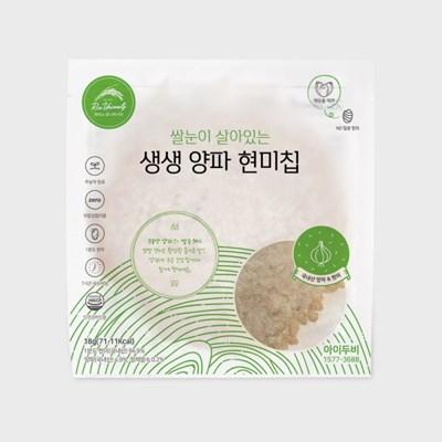 아이두비 1분도정 생생 양파 누룽지 칩 (10개)