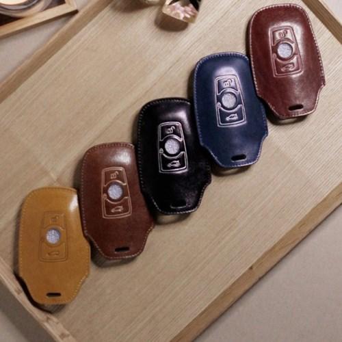 BMW 1 2 3 4 시리즈 스마트키 가죽케이스 CH1518511