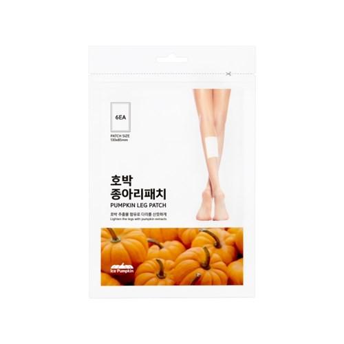 [아이스펌킨] 호박 종아리패치(6ea)