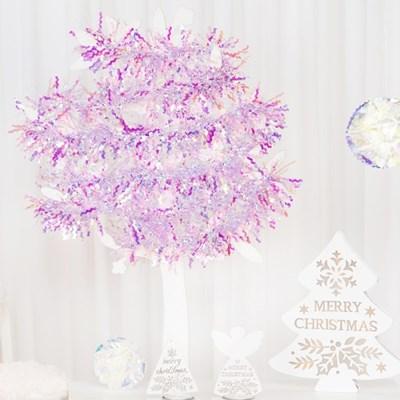 크리스마스 모루 2m [홀로그램 오팔]_(11902463)