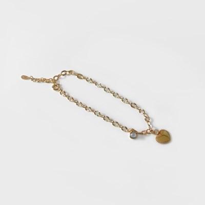 (92.5 silver) romance bracelet