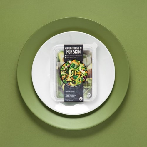 슈퍼푸드 샐러드 포 스킨 마스크팩 C세트 7매입