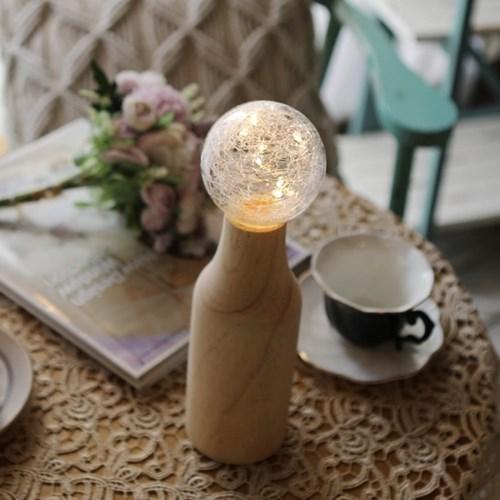 나무병 LED 전구