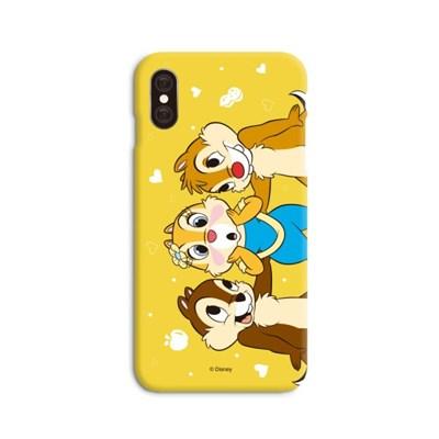 디즈니 칩앤데일 스마트폰 하드케이스 프렌즈_(69112)