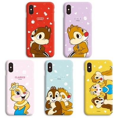 디즈니 칩앤데일 스마트폰 하드케이스 5종_(69111)