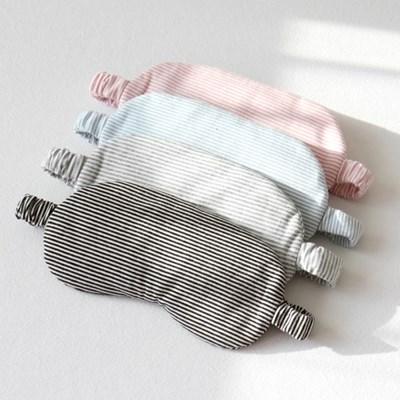 스트라이프 수면안대 4color