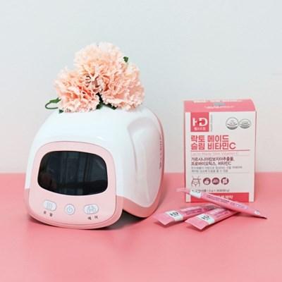 [텐텐단독] 홀릭무릎안마기+슬림 장건강(30포 1box) SET