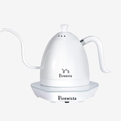 브뤼스타 전기드립포트 올화이트