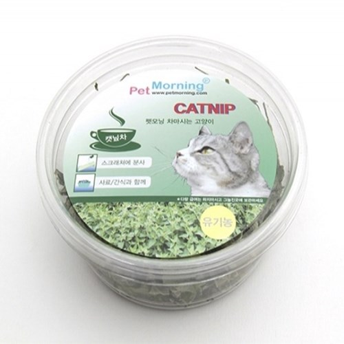 펫모닝 차마시는 고양이 캣닙 12g(PMC-346)_(1210654)