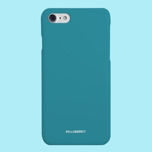 [헬로래빗]가을컬러 Emerald 하드 핸드폰케이스