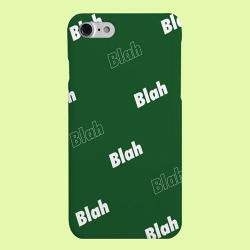[헬로래빗]블라블라 카키 하드 핸드폰 케이스