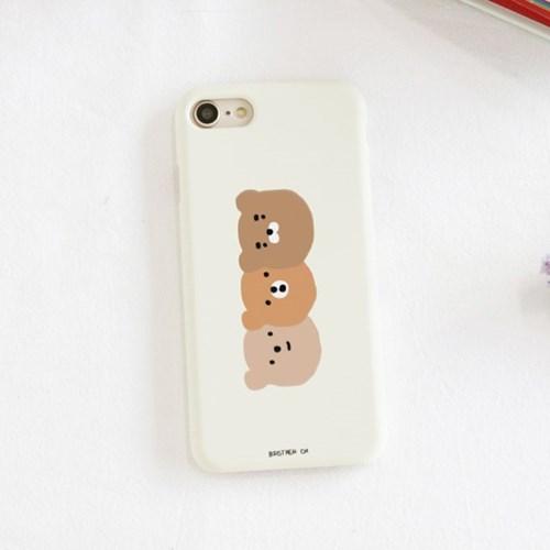 곰세마리 491 아이폰/LG 폰케이스