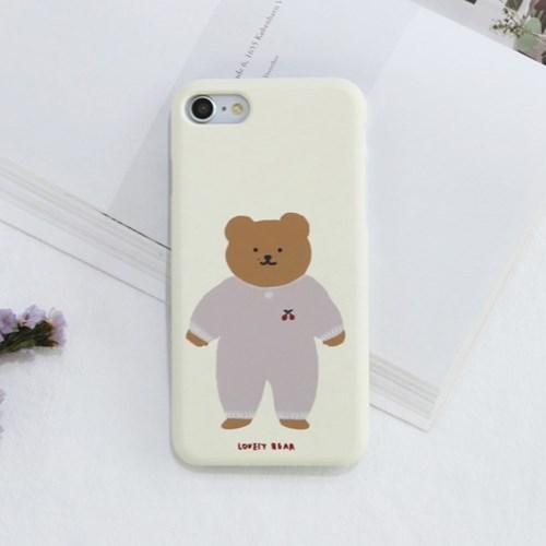 곰블리 497 삼성갤럭시 폰케이스
