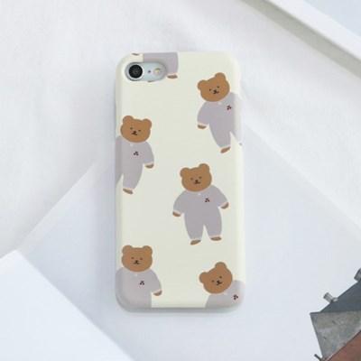 패턴곰플리 498 아이폰/LG 폰케이스