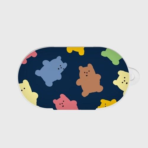gummy 패턴 갤럭시 버즈케이스