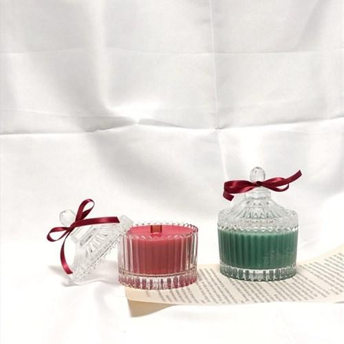 빨강이 초록이 메리고라운드 캔들(90ml,250ml)