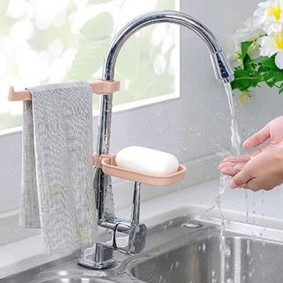아파트32(APT32) 욕실 주방 수도꼭지 비누걸이 세트/ 다용도걸이