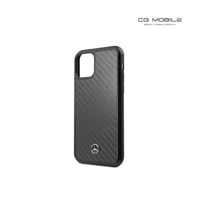 [CGMobile] 아이폰 11/ Pro/Pro Max 벤츠 카본 하드케이스 블랙