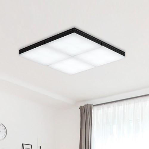 LED 아키 8등 거실등-2색상