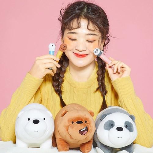 위 베어 베어스 피규어 촉촉 립밤_SPEEAA1A04