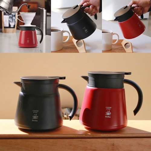 세이타 커피 드립서버포트 800ml 보온주전자