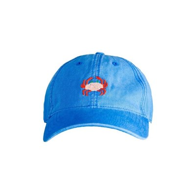 [Hardinglane]Adult`s Hats Crap on Cobalt Blue