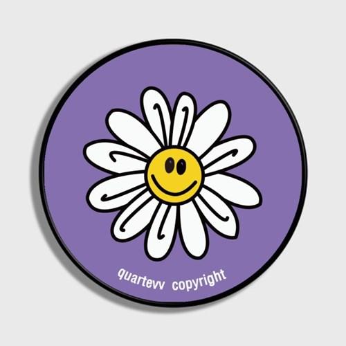 Big flower - purple(스마트톡)