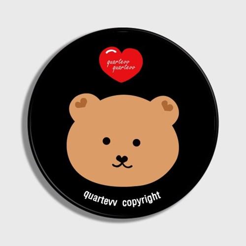 Daddy Bear - Black(스마트톡)