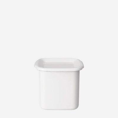 노다호로 화이트 시리즈 법랑용기 WSH-L_(1456770)