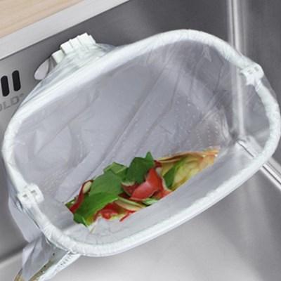 아파트32(APT32) 싱크대 음식물 쓰레기통 홀더/ 리필 30매