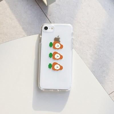 [젤리케이스] 당근멈머 483 폰케이스 아이폰/LG