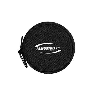 ALMOSTBLUE MINI CIRCLE POUCH