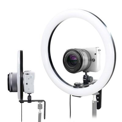 본젠 KL-120C 카메라 스마트폰 LED 링라이트 브라켓